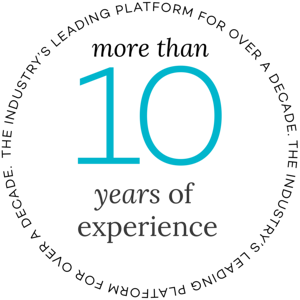 over 10 years of experience
