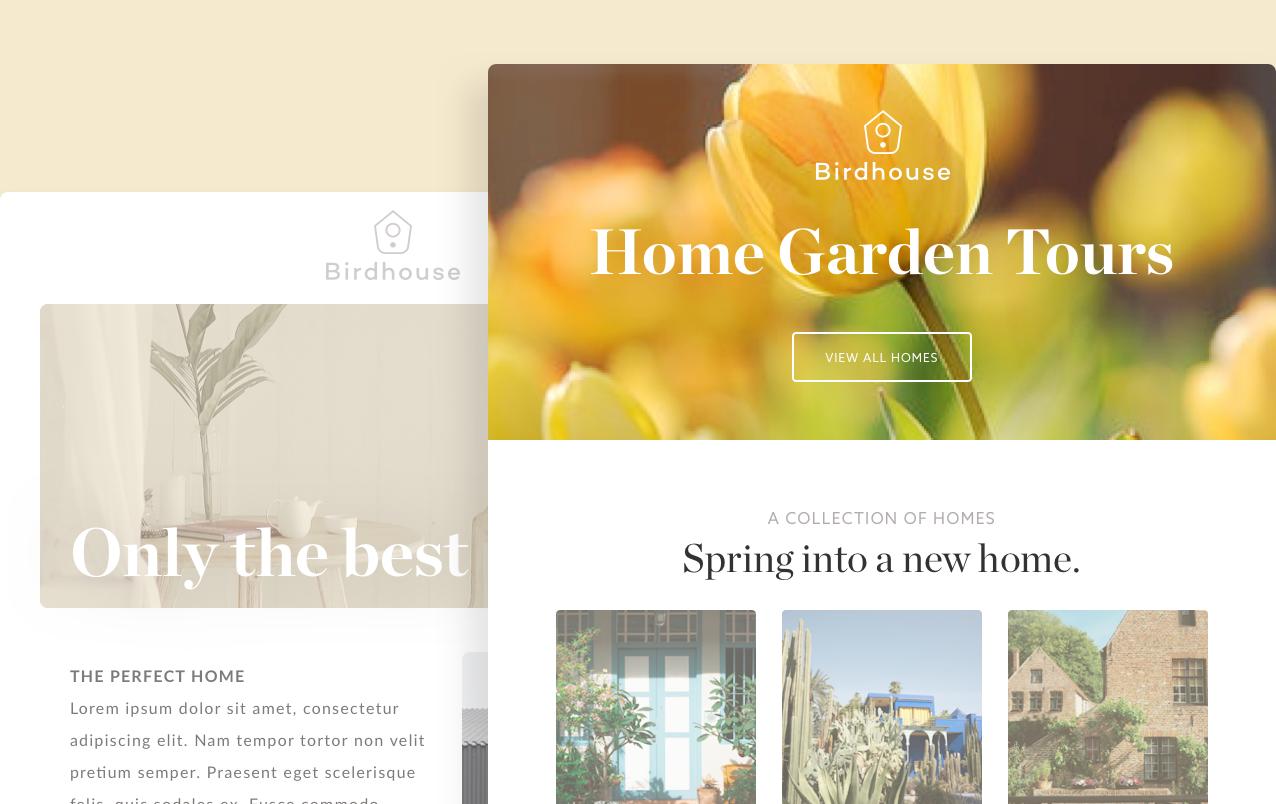 Create beautiful on-brand templates