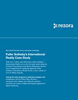 Fuller SIR Case Study