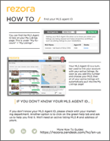 Find Your MLS Agent ID