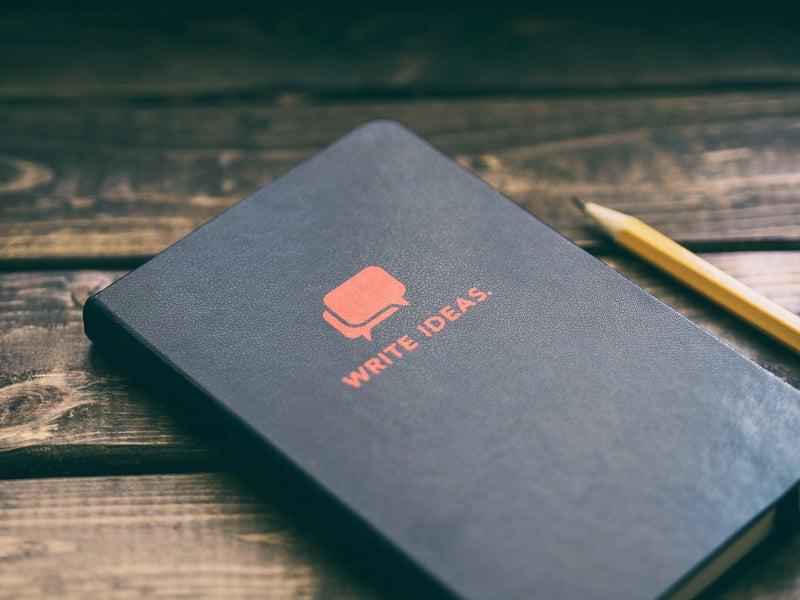write ideas