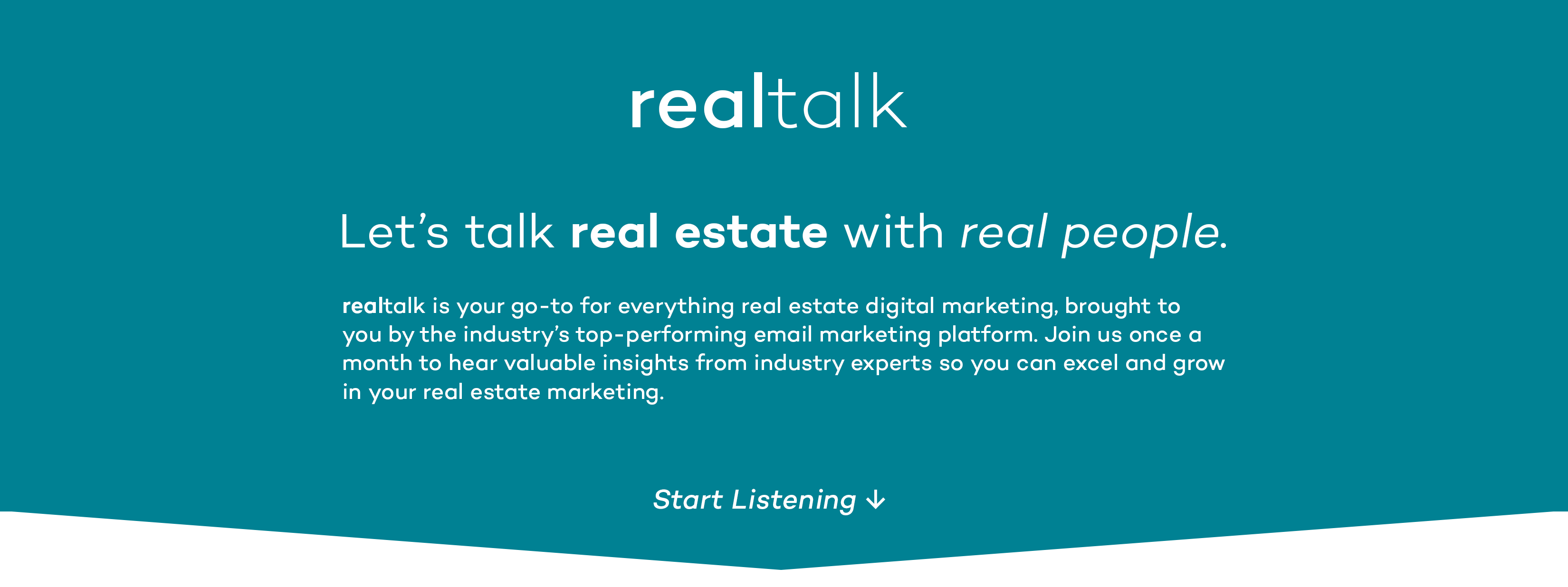realtalk: real estate with real people